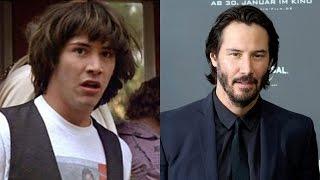 Keanu Reeves From 1 To 52 Year Old   Keanu Reeves 2017