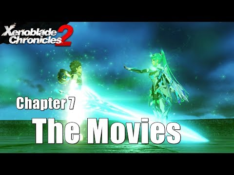 Xenoblade chronicles 2 All Cutscenes Main Story - Chapter 7 The Fear She Caries
