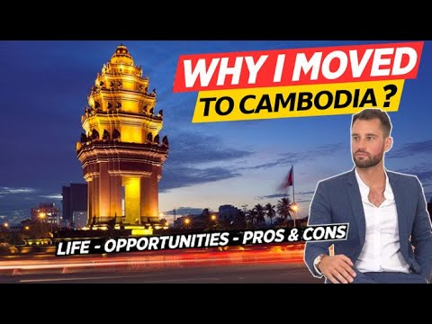 Move to Cambodia: expat's life, jobs, pros & cons