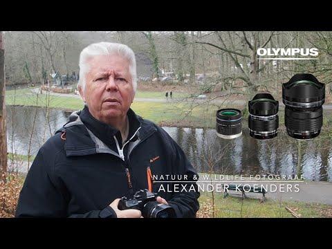 Olympus| Fotograferen Met M.ZUIKO Groothoeklenzen