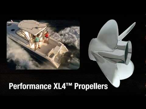 Yamaha Performance XL4 propeller