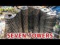【メダルゲーム】前代未聞!バベルのメダルタワーで7本の巨大タワーを崩しまくる!