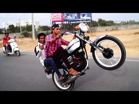 Hyderabad rx wheeli