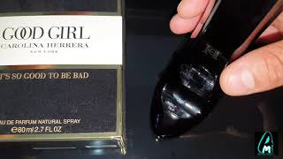 Carolina Herrera Good Girl Perfume (Review)