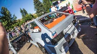 Автозвук и Тюнинг. Фестиваль в г Краснозаводск. Промо к 2016 на канале Посмотрим