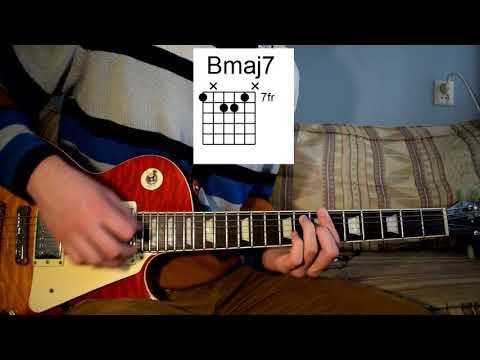Rex Orange County - Best Friend Guitar Lesson