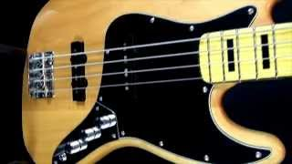 Squier Vintage Modified Jazz Bass Guitar Review