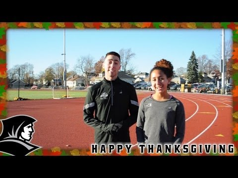 Thank You and Happy Thanksgiving from Providence College Athletics