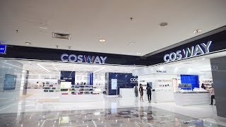 COSWAY Experience Centre Virtual Tour