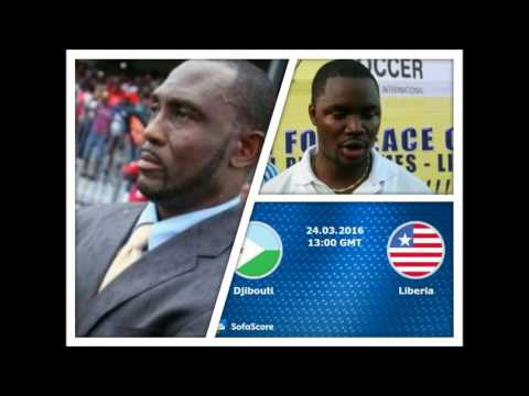 Audio: Debbah Press Conference on Djibouti vs Liberia