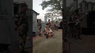 Assamese flute song by BSF at Guwahati