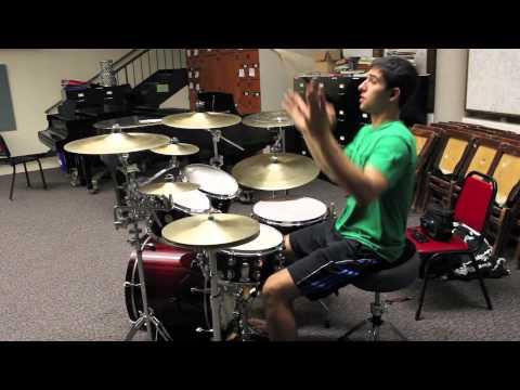Meek Mill- Ooh Killem (Drum Cover)