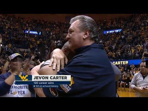 jevon-carter-(west-virginia)-vs-texas-tech-//-02.26.18-//-21-pts-7-ast-//-senior-night!