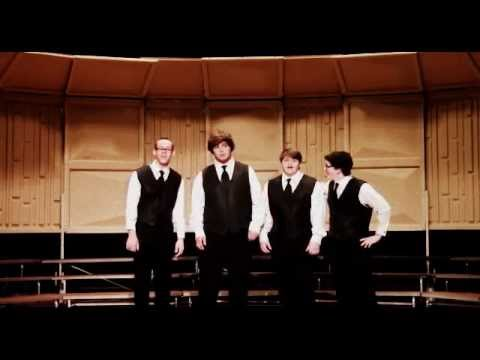 Powell High School's Common Time sings Mary Lou