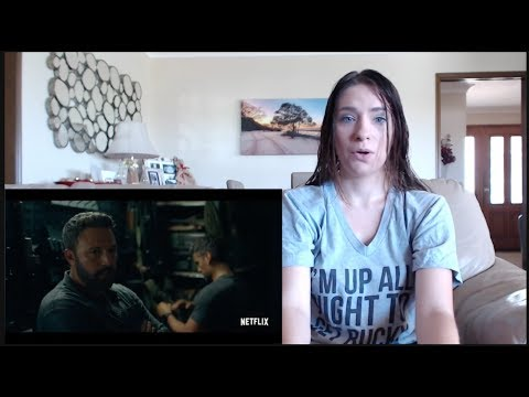 Triple Frontier - Official Trailer Reaction