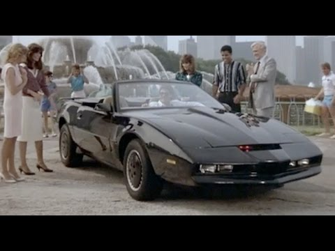 Knight Rider Convertible With 4th Season Or 1 3 Nose