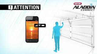 Genie Aladdin Connect: Check WiFi Coverage in the garage