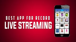 Best app for record live streaming | how to record live streaming on android screenshot 5
