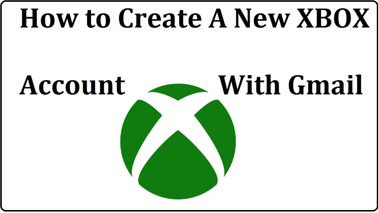 Create a xbox account online with gmail youtube create a xbox account online with gmail buycottarizona Gallery