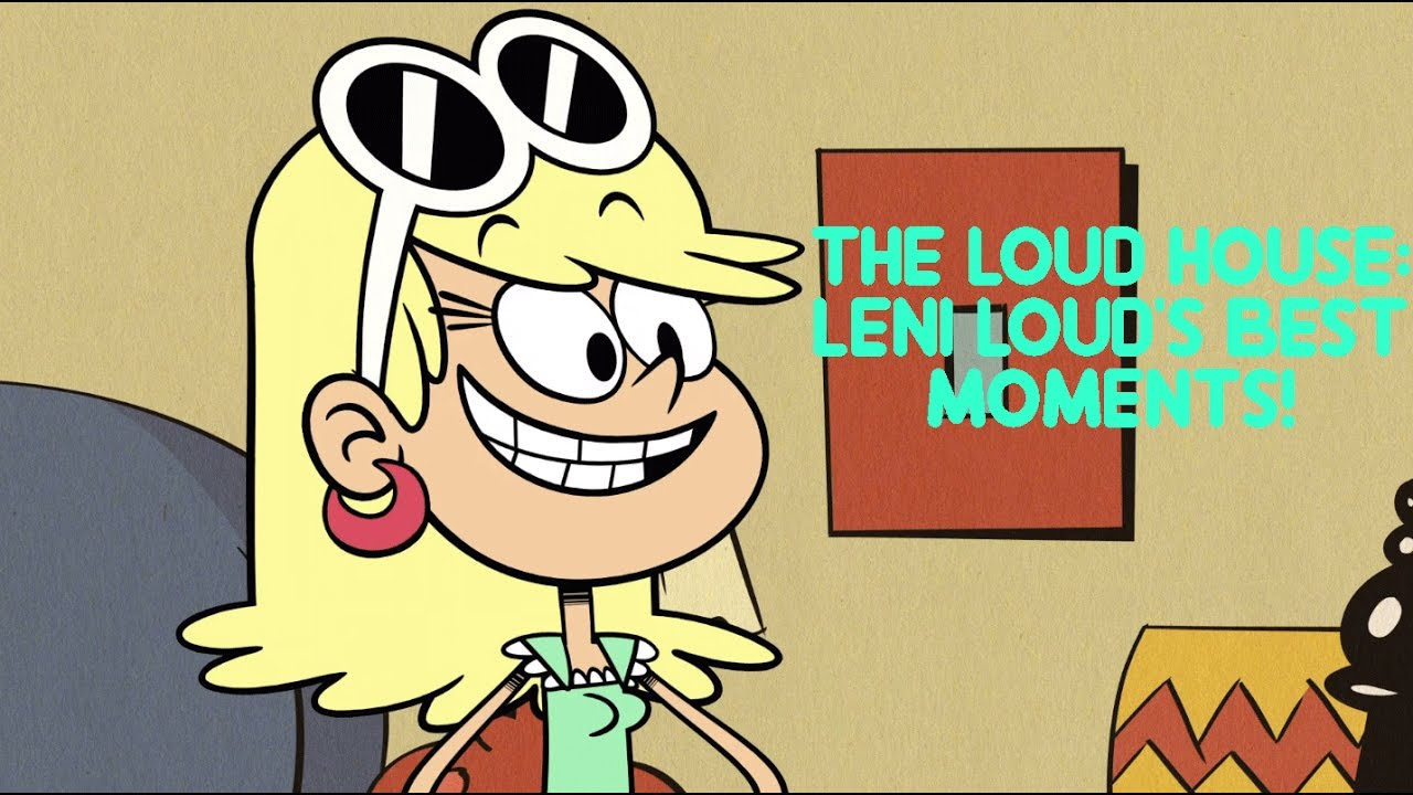 The Loud House: Leni Louds Best Moments! - YouTube
