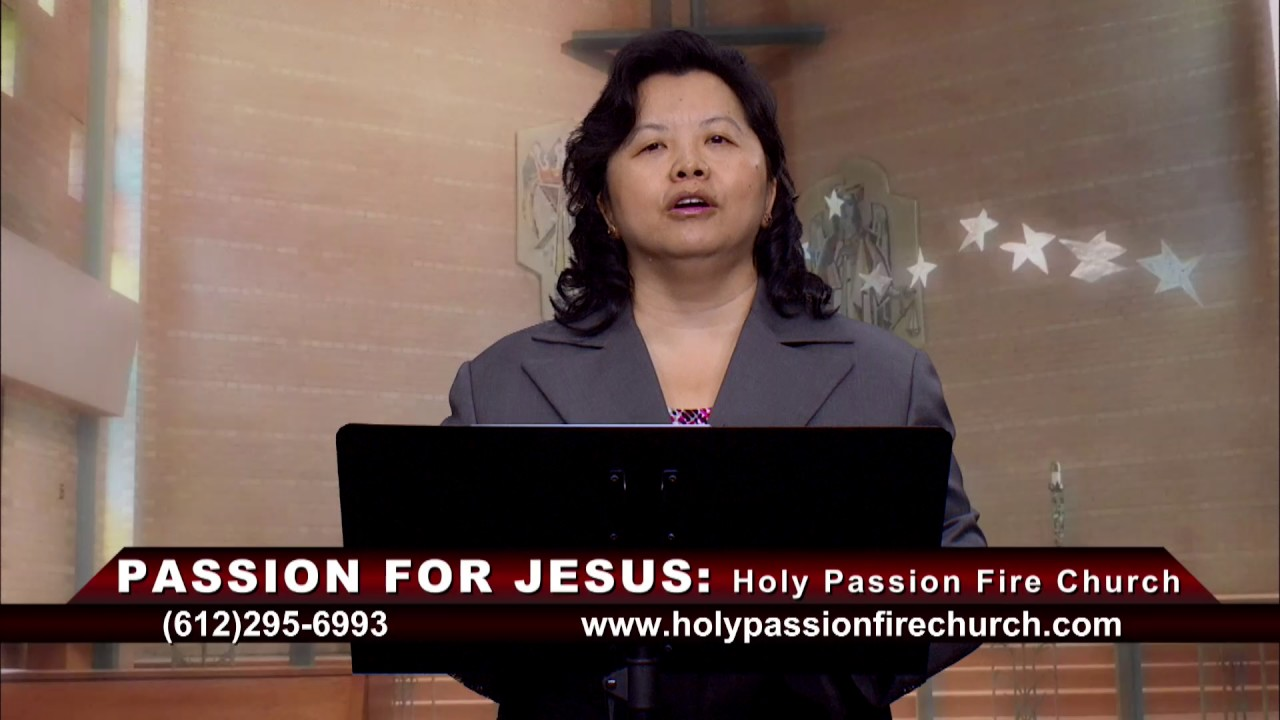 HOLY PASSION FIRE: Jesus heals the Hmong with Pastor Phua Xiong.