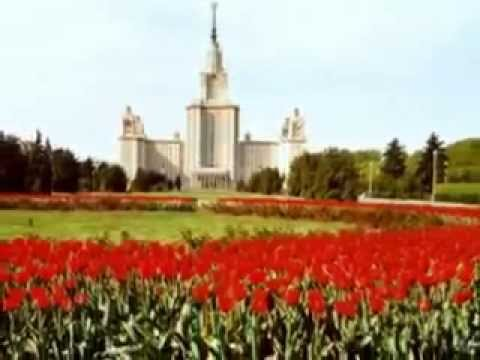 Tours-TV.com: Main building of Moscow State University