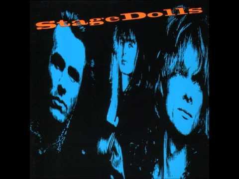 Stage Dolls - Wings Of Steel (Vinyl Single Version)