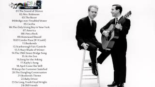 Simon and Art Garfunkel Greatest Hits All Time In One || The Best Songs Of Simon and Art Garfunkel