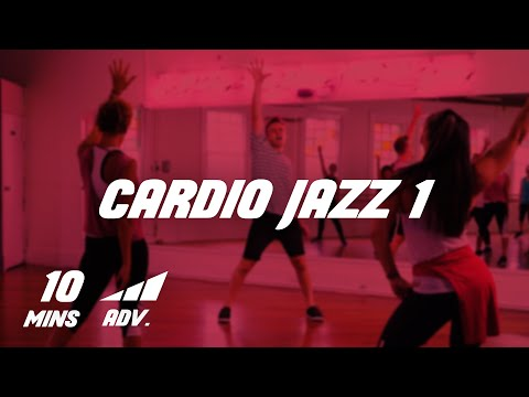 Cardio Jazz - 10 Min Dance Class