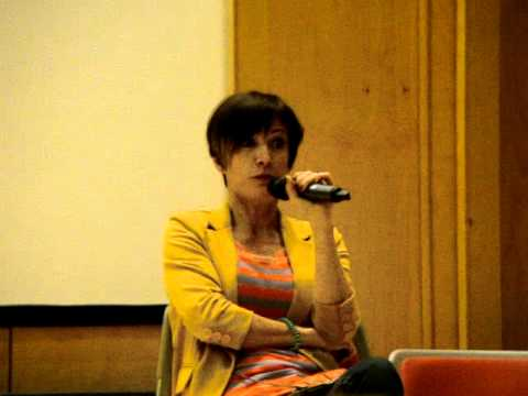 Nana Visitor about KiraOdo and Rene @ ICON31