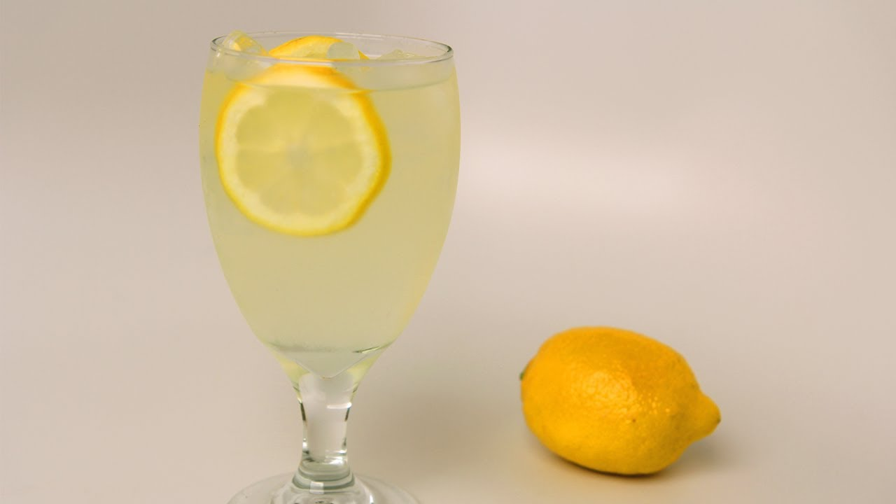 Homemade Lemonade Recipe - Laura Vitale - Laura in the Kitchen Episode 409