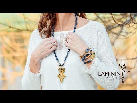 Laminin by Missy Robertson