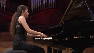 Hélène Tysman – Prelude in D major, Op. 28 No. 5 (second stage, 2010)