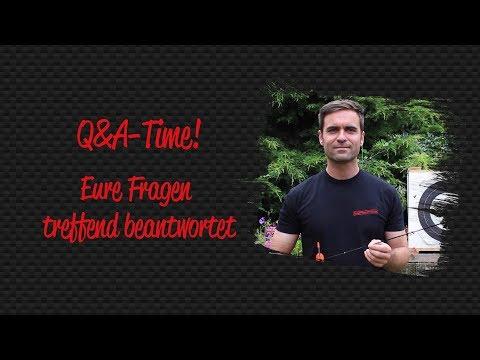 Q&A No.1: Eure Bogensport-Fragen treffend beantwortet