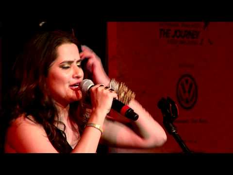 Sona Mohapatra- Shundari Komola LIVE at Mumbai Literary Festival