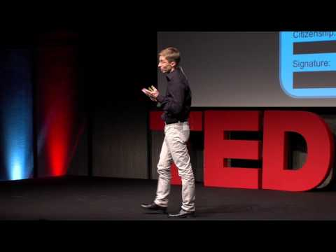 Who are you…And how to prove your identity digitally? | Rene Mayrhofer | TEDxLinz