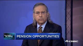 Here's where the opportunities are for pension funds Video