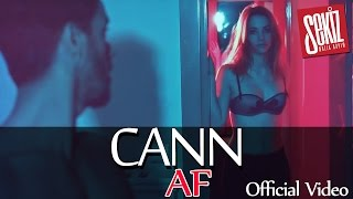 Cann - Af (Official Video)
