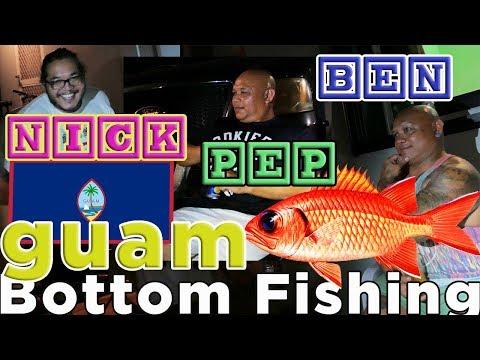 Bottom Fishing Guam!