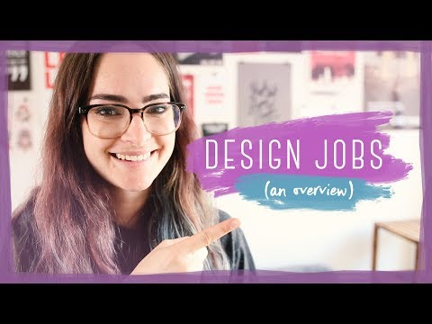 The Three Types of Design Jobs