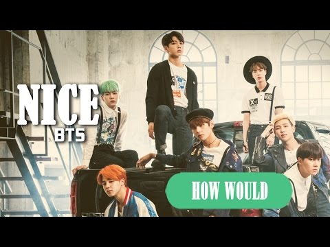 【Line Distribution】How would BTS sing Very nice - SEVENTEEN?