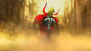 SPAWN SAVAGE DRAGON COVER #266 EPIC FAN ANIME by DAETRIX thumbnail