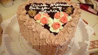 Торты на заказ-г.Грозный.(Принимаю заказы на торты любого вида. Чеченская республика г. Грозный. Аза +79286449621., 2017-02-10T06:41:31.000Z)