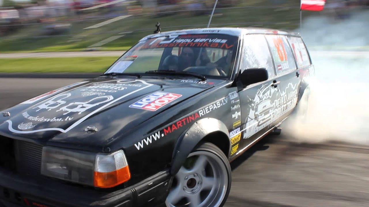 Volvo Deiko Auto Drift Team Youtube
