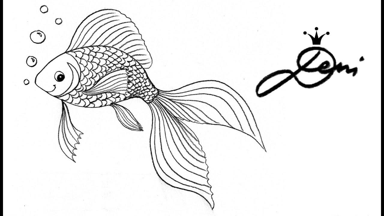 fische malen kinder. fische malen. kostenlose malvorlage