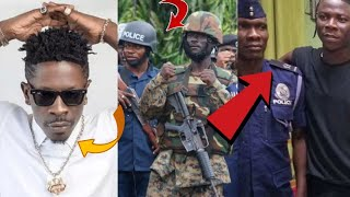 SHATTA WALE AND STONEBWOY DETAINED IN P0LICE CELLS OVERNIGHT AFTER CLASH  AT VGMA 2019