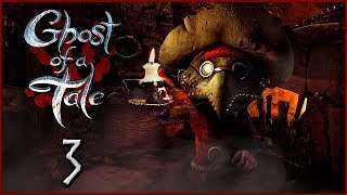 | THE LAB RAT IN THE SEWERS! | Ghost Of A Tale (Part 3)