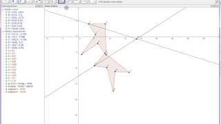 Geogebra: movimientos (traslación