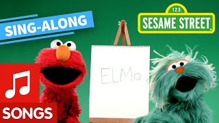 Sesame Street: Elmo Was His Name-O Lyric Video