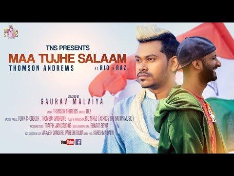 maa-tujhe-salaam- -thomson-andrews-ft.-rio-n-raz- -a.r.rahman-cover